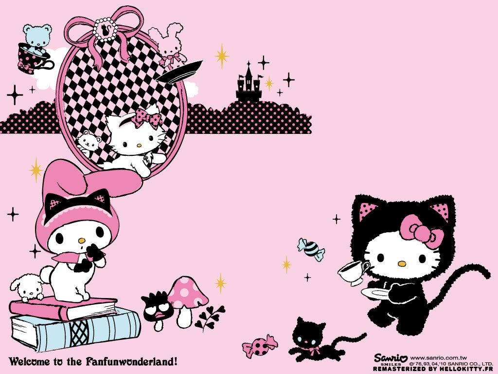 Hello kitty loft hello kitty sweet halloween wallpaper - Hello kitty halloween ...