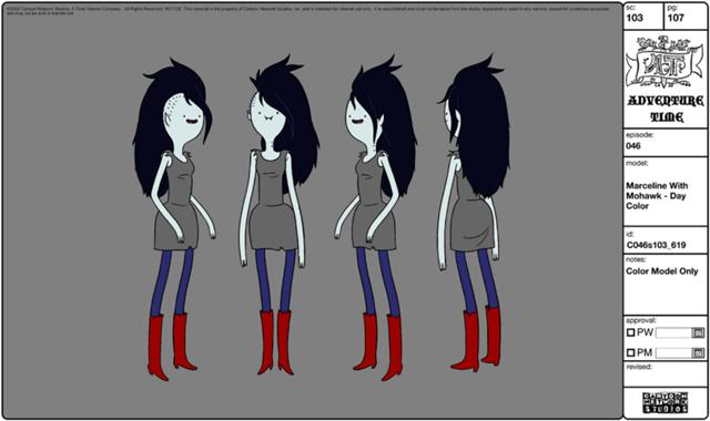 Character Design Adventure Time : Hora de aventura sess�o personagens