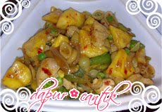 resep masakan ayam masak nenas dapur cantik