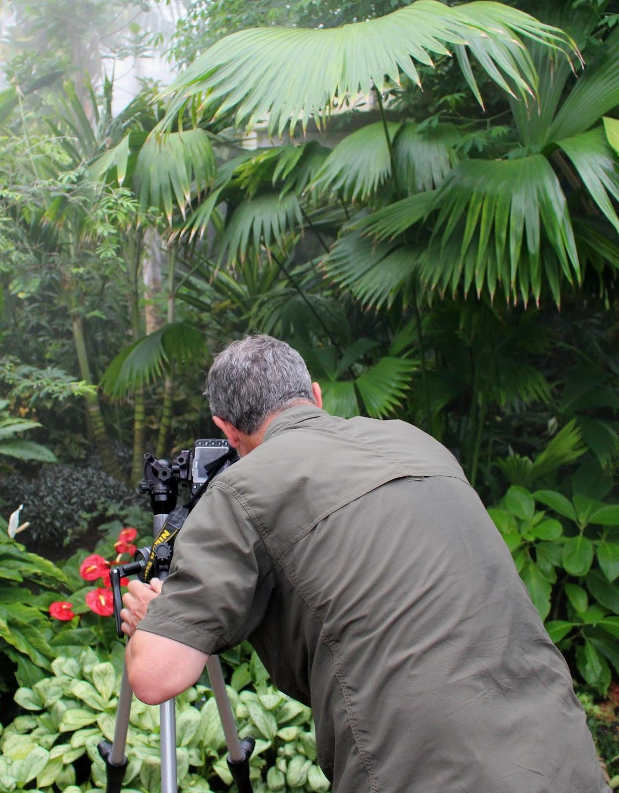 RHS Garden Wisley Photography Masterclass Adrian Davies