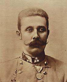 Beberapa Tokoh Terkenal Yang Pernah Tertembak - Franz Ferdinand