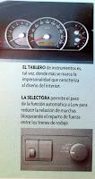 tablero cambios Kia Sorento 2.5 CRDi TGV