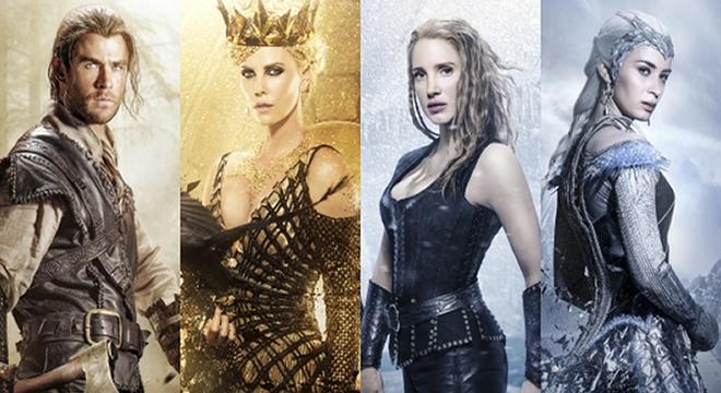 Tráiler en español de 'El Cazador y la Reina del Hielo'