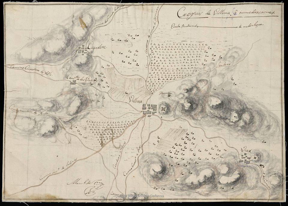 Mapa Biar Guerra Independencia