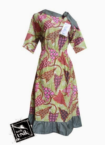 Related : Kumpulan Foto Baju Batik Dress