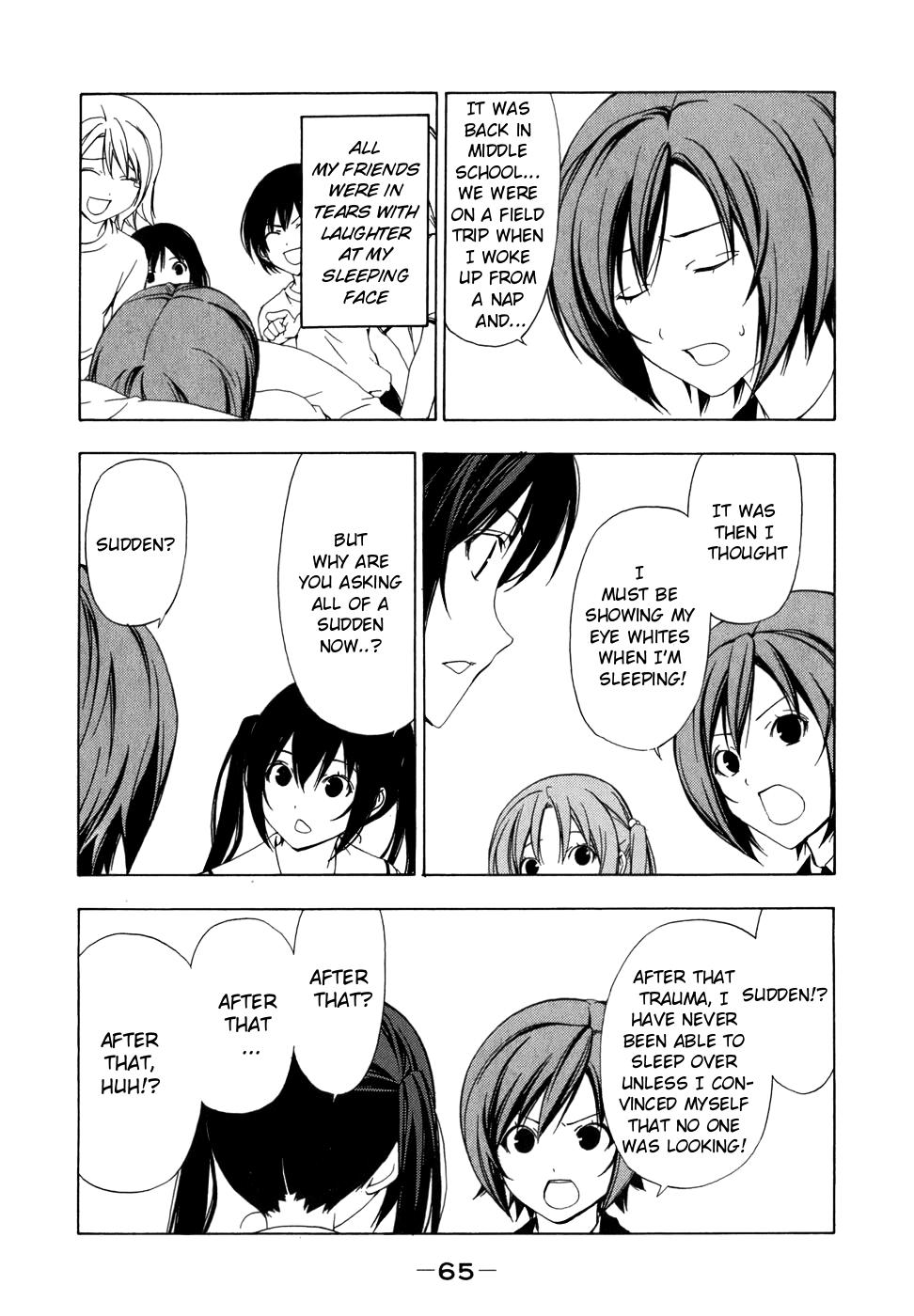 Minami-ke - Chapter 68