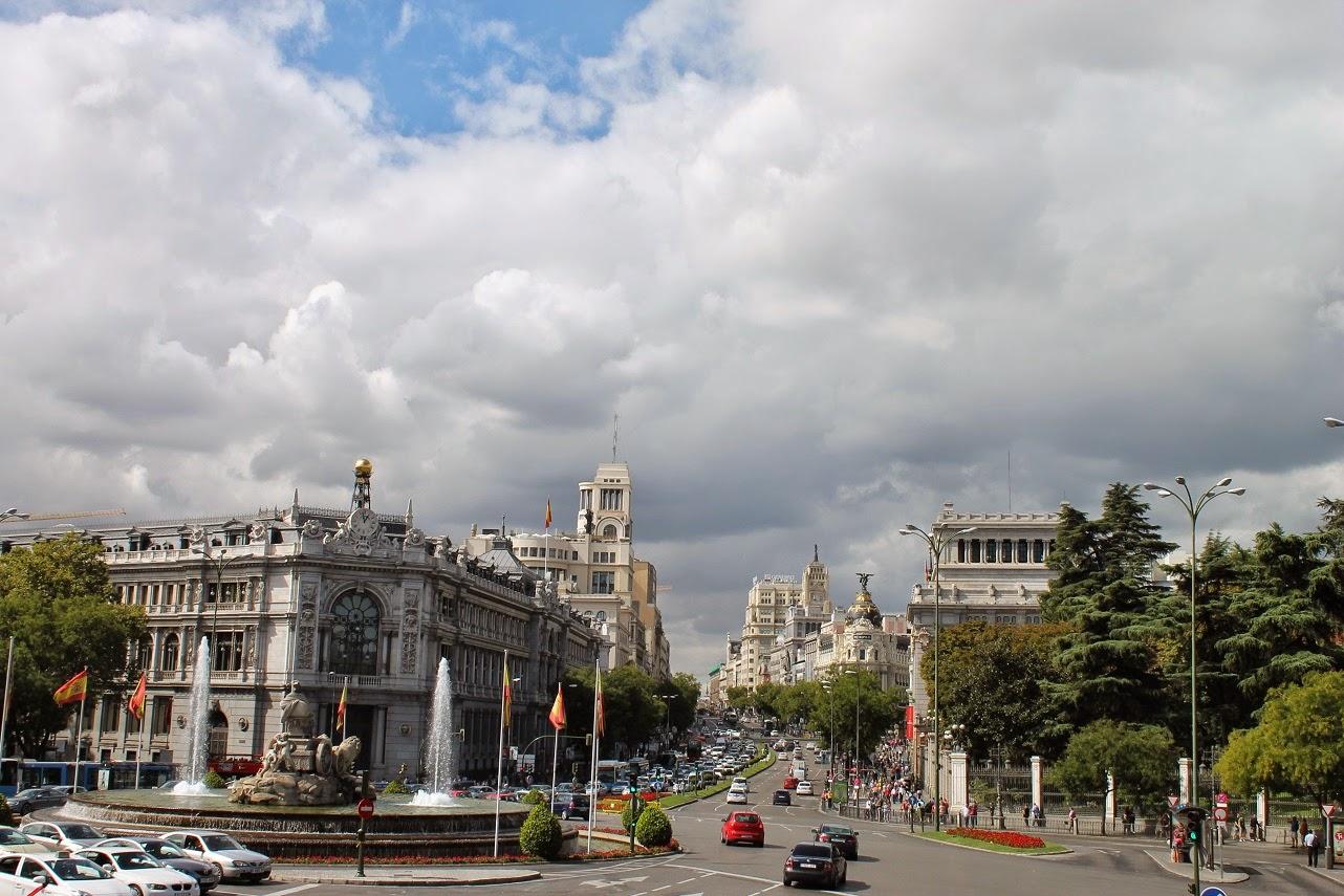 TrendCycle, Desfile de Moda en Bicicleta, Madrid, Coca-Cola, Fashion Show, Street Style, Carmen Hummer, Blog de Moda, I Love Madrid