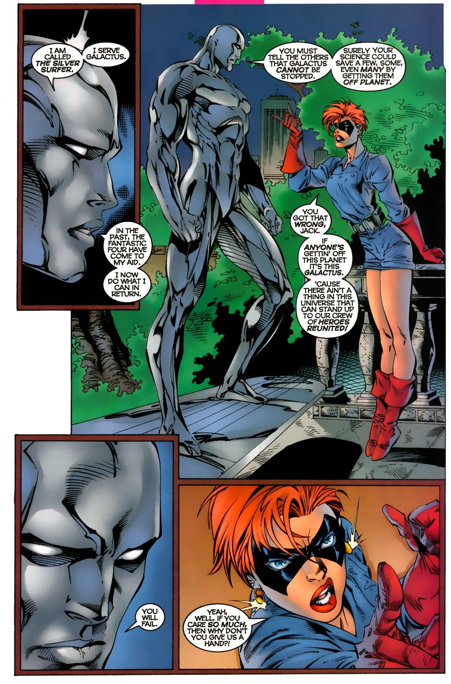 Captain America (1996) Issue #12 #15 - English 24