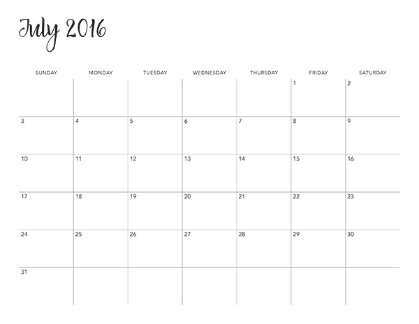 mai design studio, free 2016 calendar download, 2016 calendar