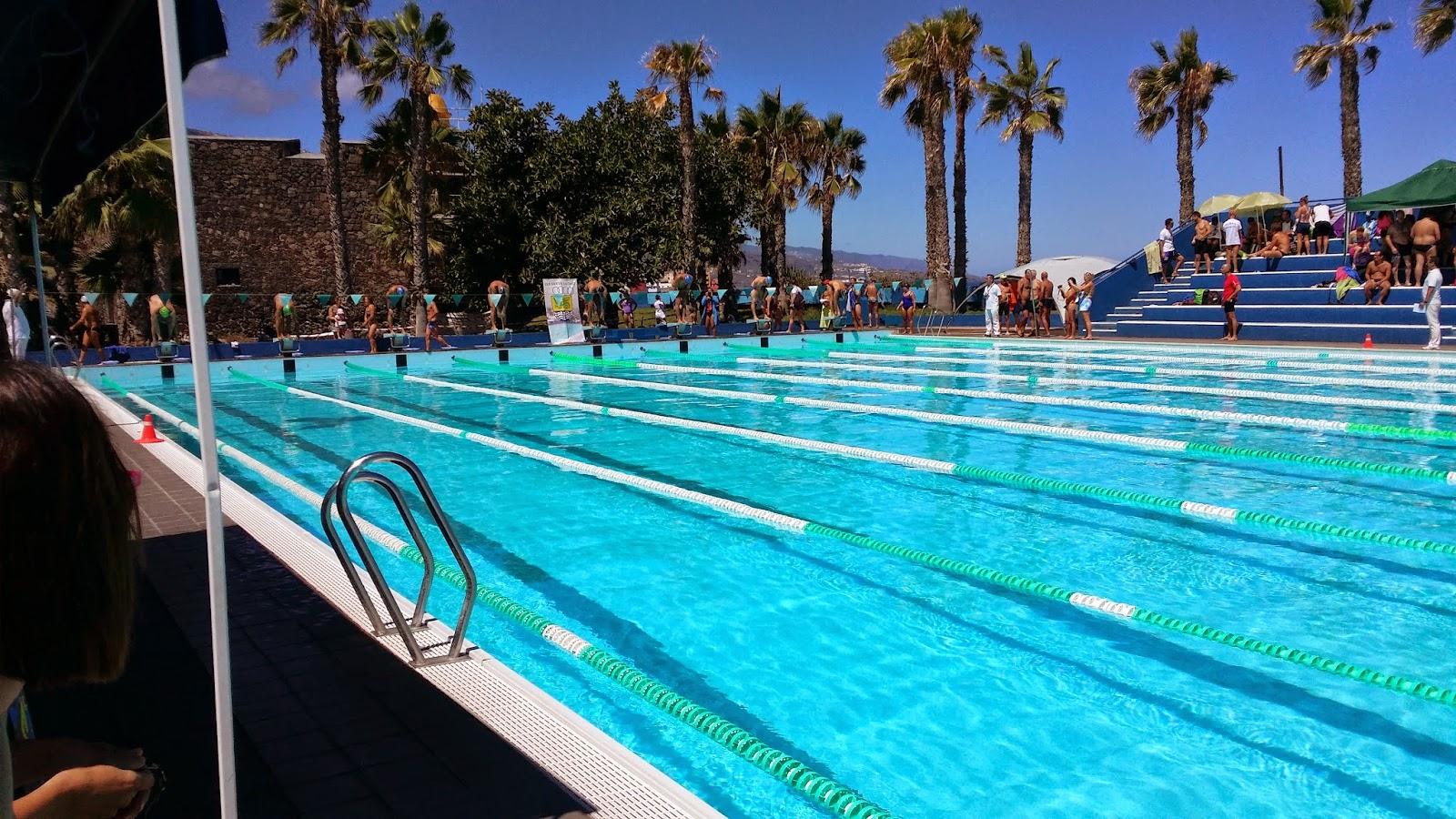 Ntc natacion canaria los masters canarios rematan la for Piscina municipal puerto de la cruz