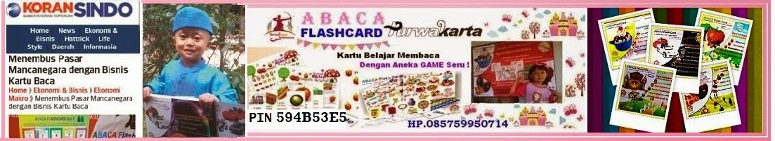 Abaca Flashcard Purwakarta