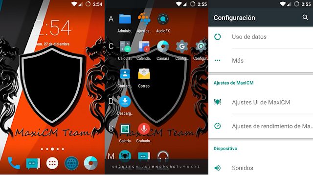 [MaxiCM] Android 5.1.1 for Samsung Galaxy S advance