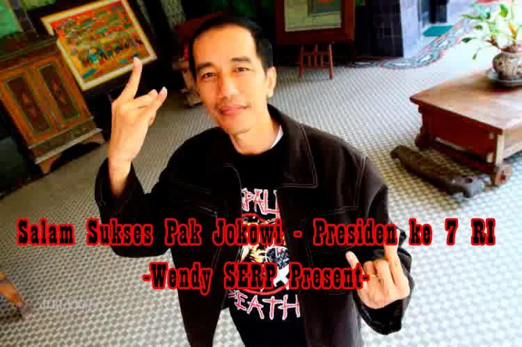 Jokowi Presiden Ke 7 RI