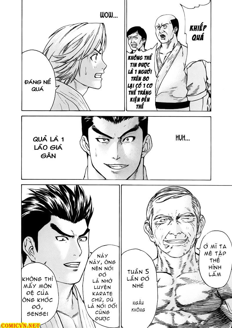 Karate Shoukoushi Kohinata Minoru chap 46 Trang 6