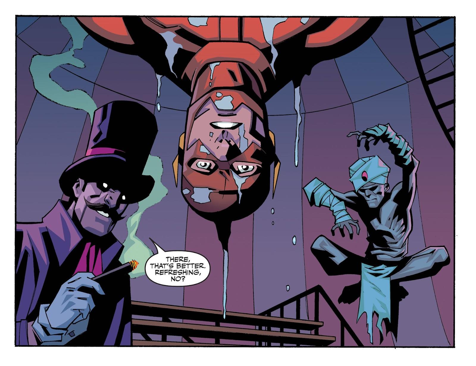 The Flash: Season Zero [I] Issue #4 #4 - English 20