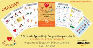 NOVEDAD: Cuaderno con fichas de aprendizaje cooperativo para el aula