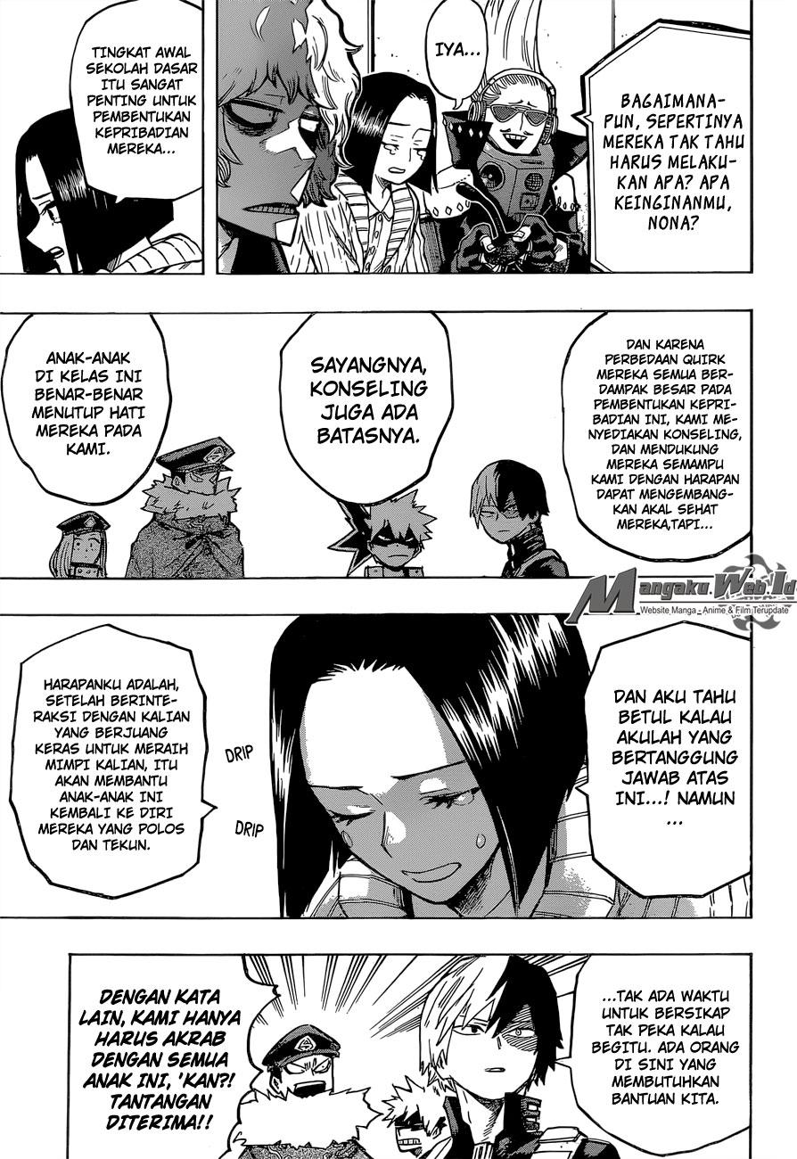 Boku no Hero Academia Chapter 165-3