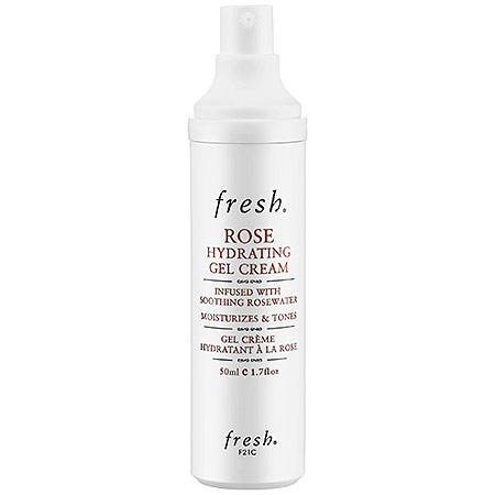 Fresh Rose Hydrating Gel Cream Fresh Rose Hydrating Gel Cream
