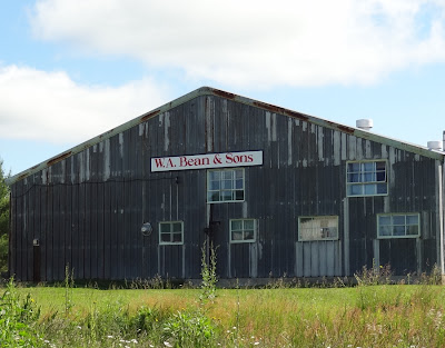 W.A. Bean & Sons,Bangor,Maine,store,meat