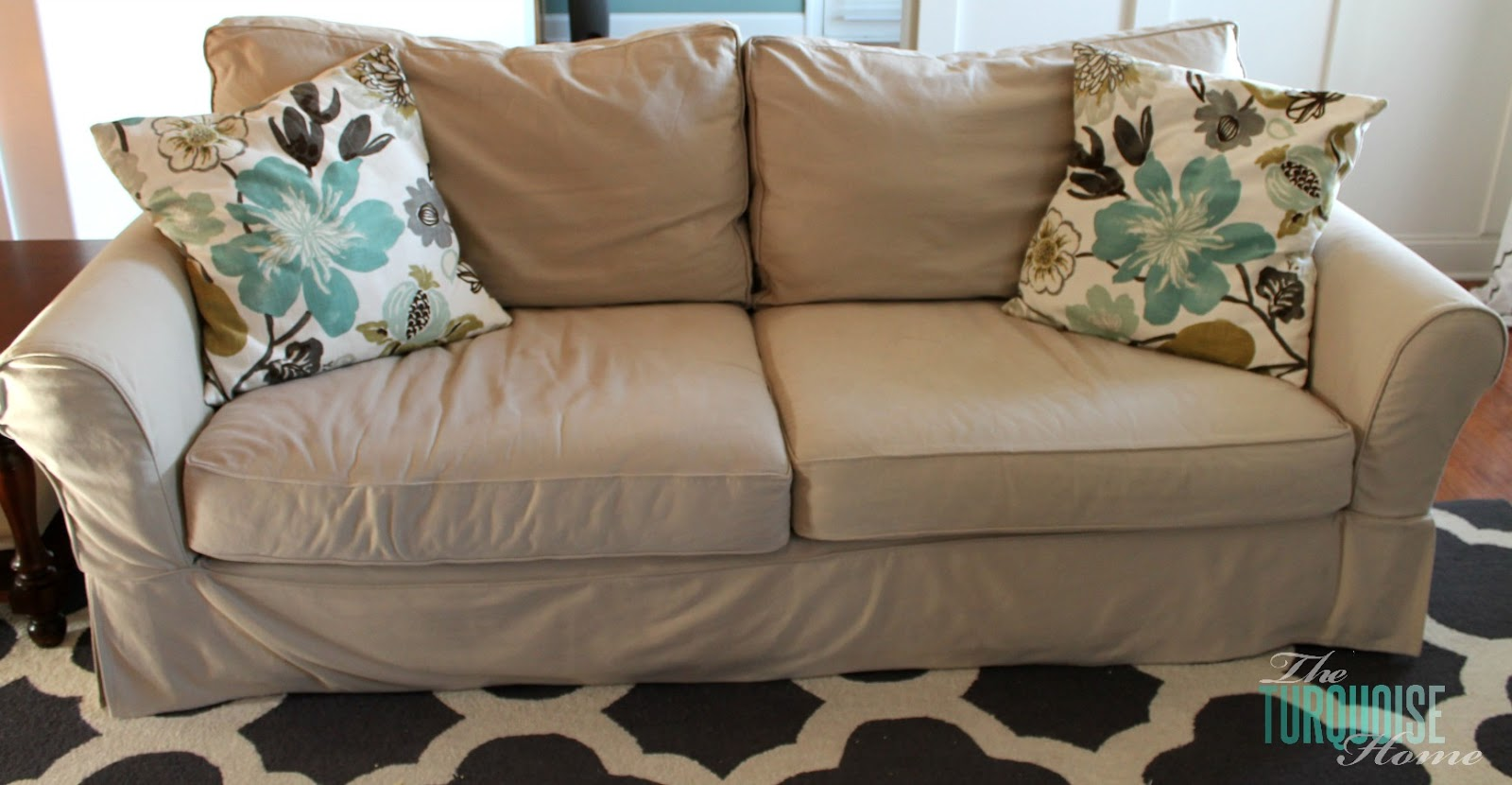Diy couch pillows
