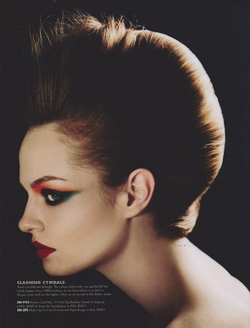 Masha Khramnikova for Instyle Magazine, Malaysia