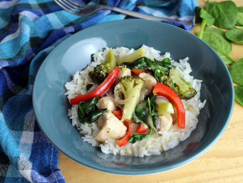 Kulinarna Pasja Hani Kasi Kuchnia Tajska Z Blue Dragon Zielone
