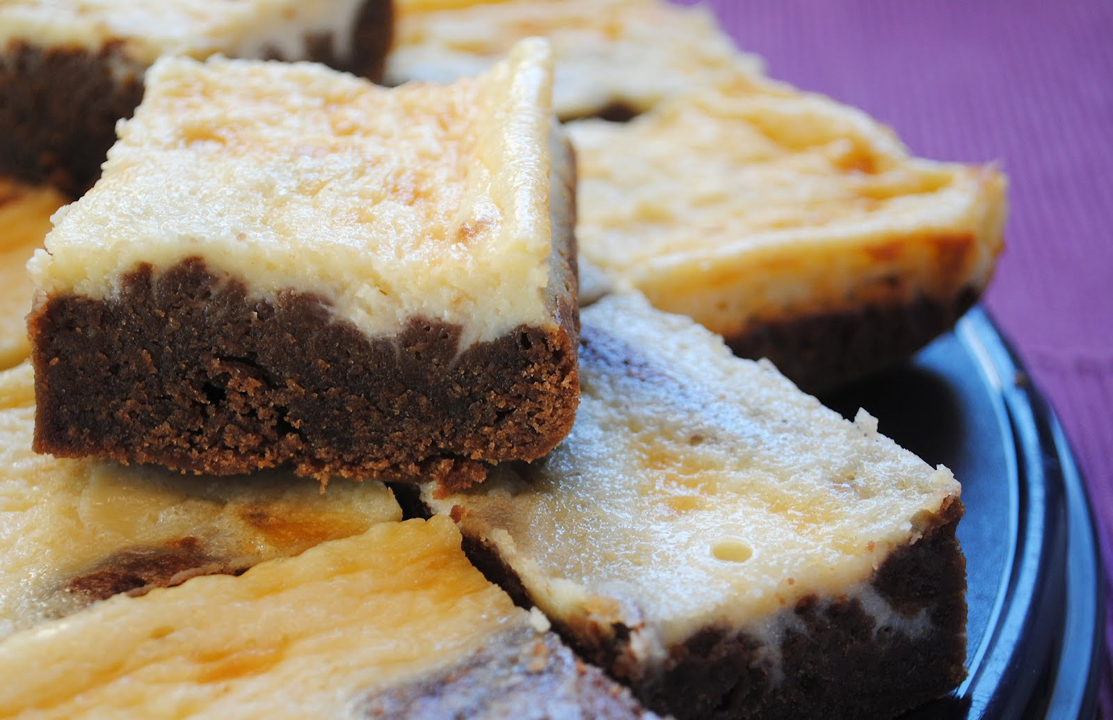 Küchenzaubereien: Cream Cheese Brownies