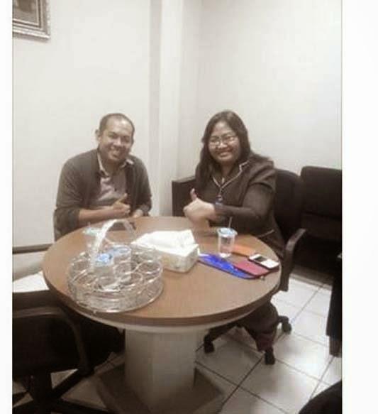 Foto Rr.Idea Widiyastuti Kacab BRI Kalibutuh Surabaya