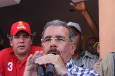 Miguel Bogaert sostuvo apoyo del PRSC ha colocado a Danilo en cómoda ventaja
