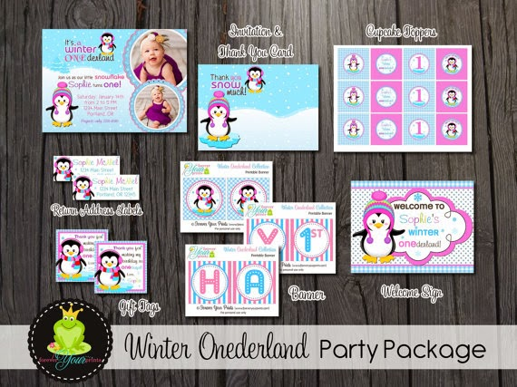https://www.etsy.com/listing/89922857/winter-onederland-party-package-party