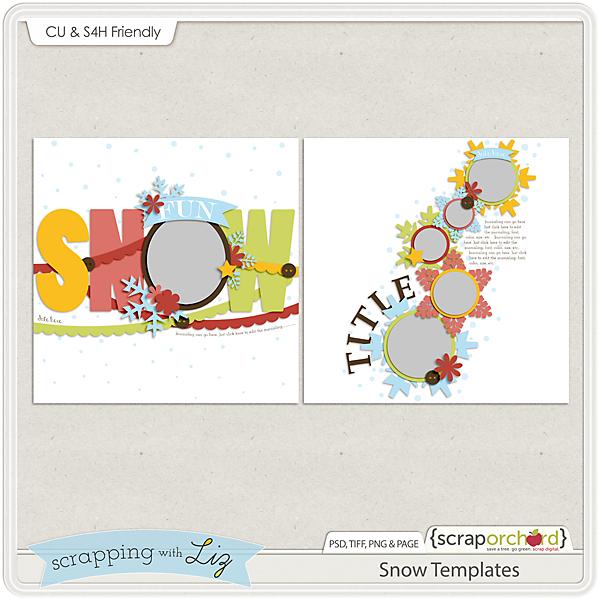 http://scraporchard.com/market/Digital-Scrapbook-Snow-Templates.html