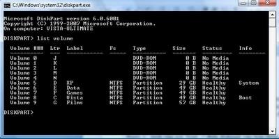 Windows tips Ẩn phân vùng ổ cứng
