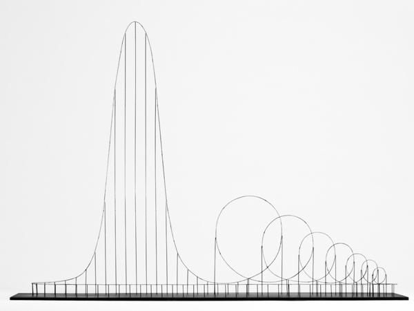 Euthanasia roller coaster by Julijonas Urbonas