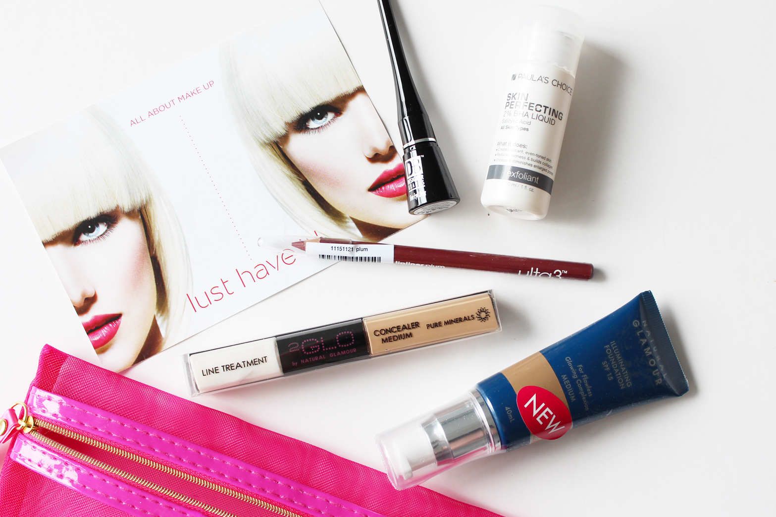 LUST HAVE IT | Women's Beauty Box February '15 - Unboxing + Initial Thoughts - CassandraMyee