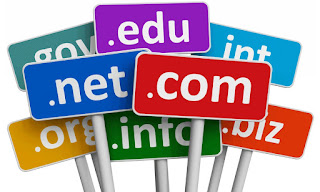 Some of the well known top level domains that you shuld think of buying your unique domain