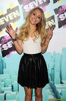 Annasophia Robb MTV's The Seven Studios in NCY