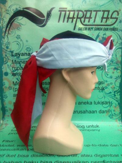 Iket Merah Putih
