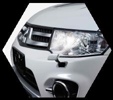 NEW GRILL Mitsubishi Pajero Pekanbaru Riau