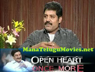Srihari in Openheart with RK – Once More