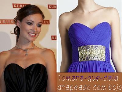 """""""vestido-para-aumentar-seios-pequenos"""" - www.alinhavosdemoda.com.br"""
