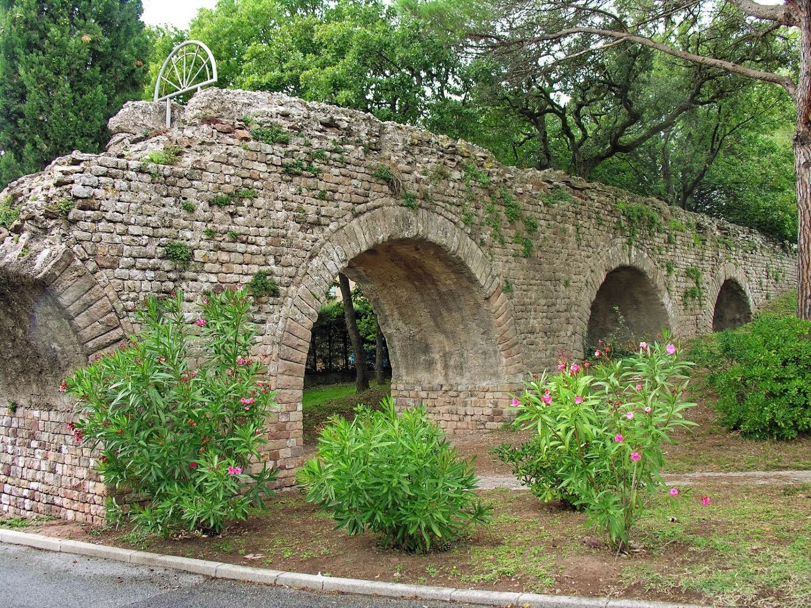 Acueducto de Fréjus (Forum Julii)