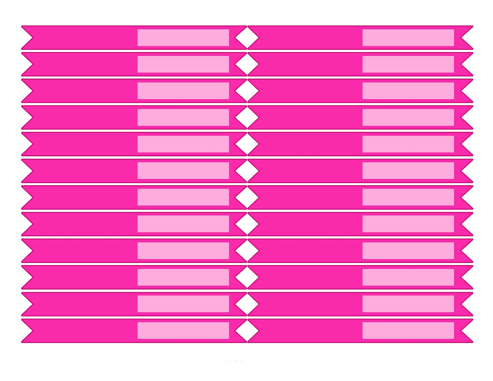 cupcake express free printable paper straw flags. Black Bedroom Furniture Sets. Home Design Ideas