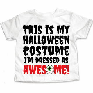 Psychobaby I'm Dressed As Awesome Tee