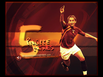 Philipe Mexes As Roma