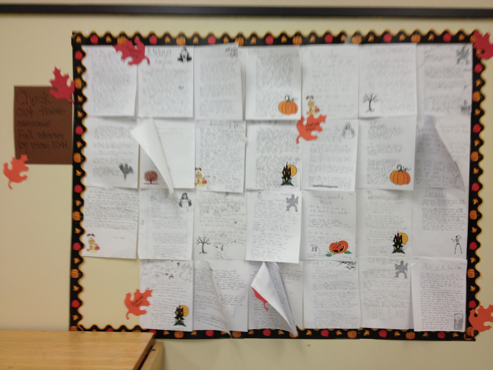 apples of your eye scary story writing unit teacherspayteachers com product scary story writing unit that is great for autumn here is a little sneak peek for my blog followers