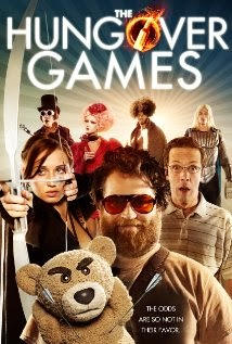 Cover The Hungover Games ( 2014 ) | Sinemaloverz