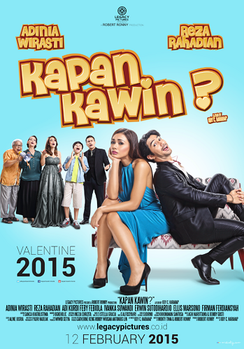 Film Kapan Kawin? 2015
