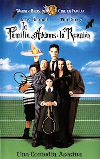 La familia Addams. La reunion
