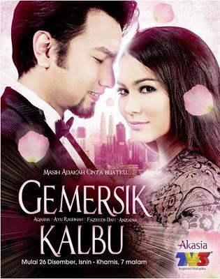 Drama yang diadaptasi daripada novel nukilan Anis Ayuni