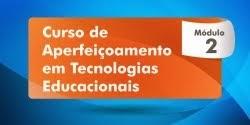 Curso aperfeiçoamento em Tecnologias Educacionais